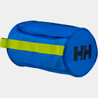 Hh Wash Bag 2-19 Electric Blue / Navy
