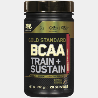 Gold Standard BCAA Train & Sustain 266 g