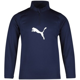 Liga 1/4 Zip Top Core, Sportoberteil, Junior