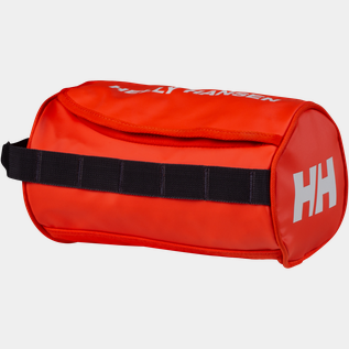 Hh Wash Bag 2-19 Cherry Tomato / Ebon