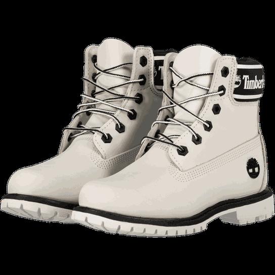 Timberland 6 Inch Premium Boot, Winterschuh, Damen - Weiss ...