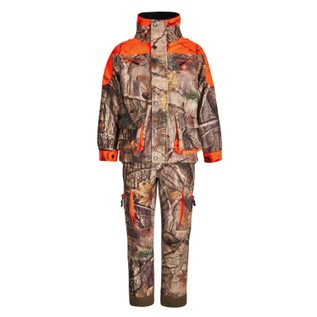 Camo Hunting Suit Kids