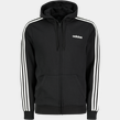 Essential 3-Stripes Full Zip, Jacke, Herren