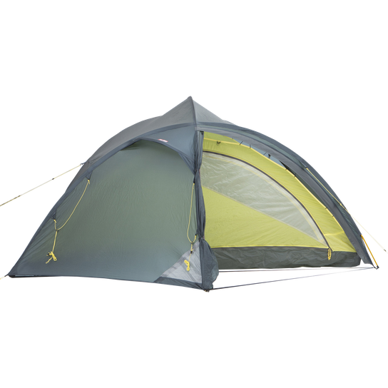 blau//grau Open Air Himalaya Camping-Familienzelt f/ür 6 Personen