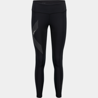 Mid Rise Compression Tight, Kompressionstights Damen