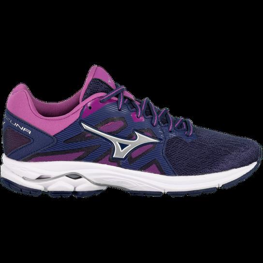 Mizuno Damen Wave Kizuna Turnschuhe Laufschuhe Trainers Sneaker Schuhe Blau